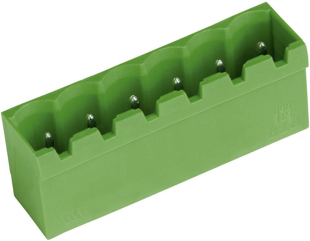 Stiftkabinet-printplade STL(Z)950 Samlet antal poler 10 PTR 50950105121D Rastermål: 5.08 mm 1 stk