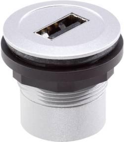 fram USB-uttag typ A · bak USB-uttag Typ A Schlegel RRJ_USB_AA USB 2.0 Metall 1 st