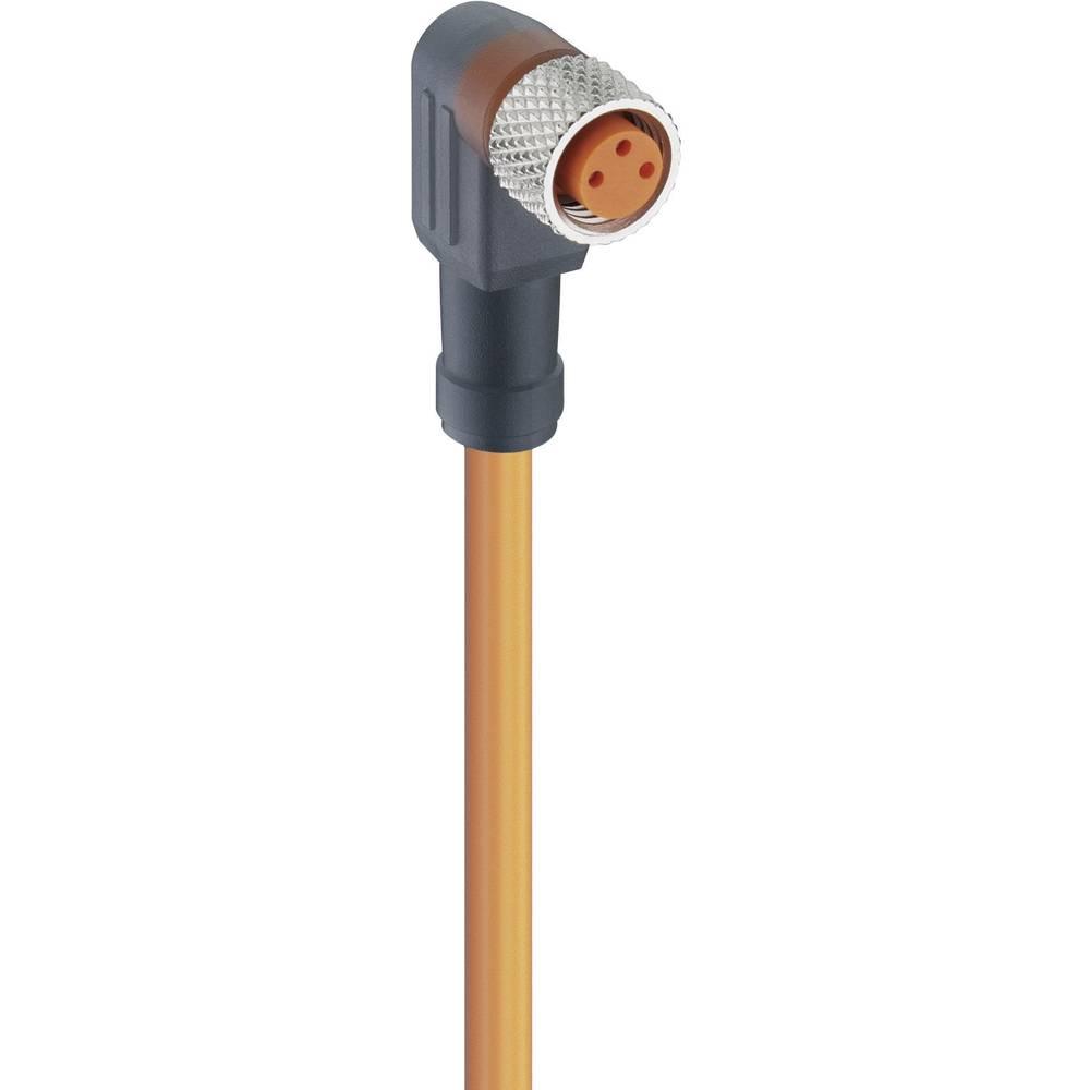 Sensor-, aktuator-stik, Lumberg Automation RKMWV/LED A 3-06/2 M 1 stk