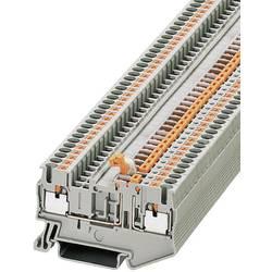 Push-In-måleterminalblok PT Phoenix Contact PT 2,5-MT Grå 1 stk