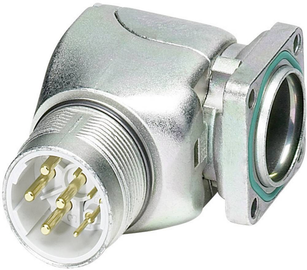 Močnostni konektor Coninvers power M23 - serije P30, SF-7EP1N8AAD00, srebrn, 1 kos 1605586