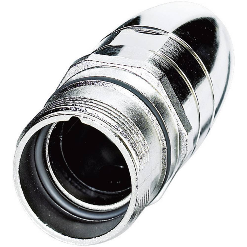 Modular Signal Stik M23 - RC-serien Coninvers RC-000000090EP Sølv 1 stk