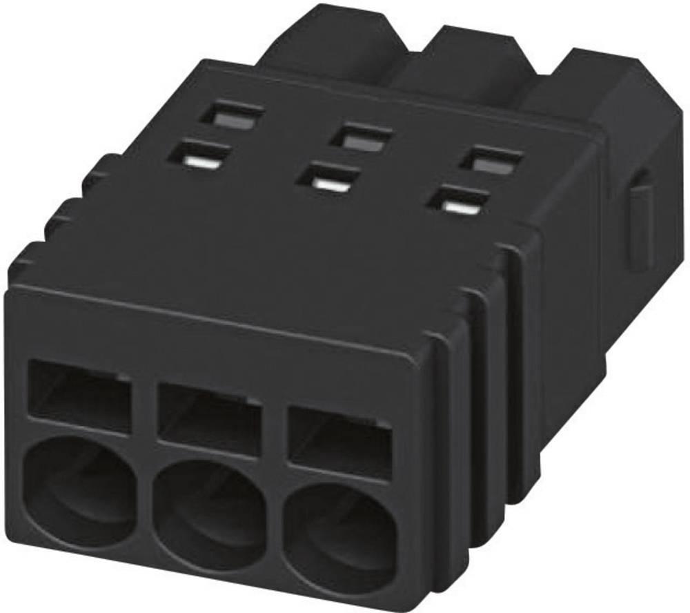 Tilslutningskabinet-kabel PTSM Samlet antal poler 3 Phoenix Contact 1778845 Rastermål: 2.50 mm 1 stk