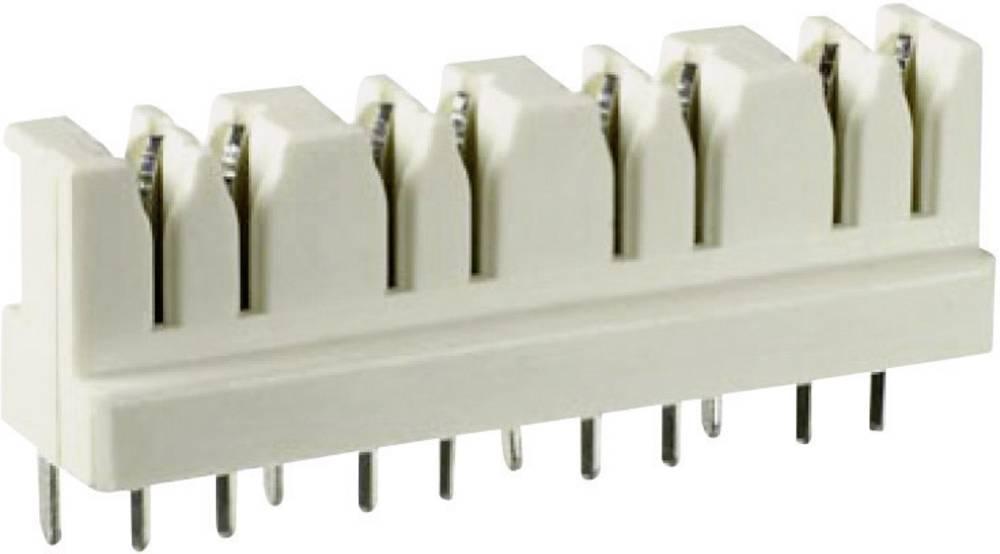 Tilslutning Moduler PCB PLUS HØJTYDENDE Type Krone 6048 ADC Krone 6048 1 180-00 Hvid 1 stk