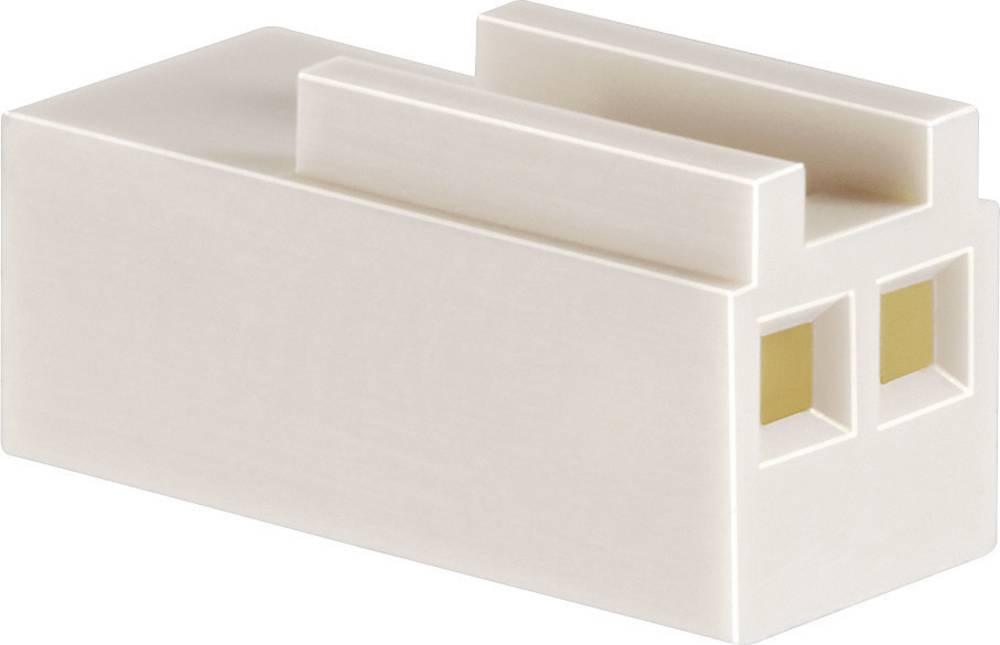 Prazno ohišje BKL Electronic 72632, razporeditev kontaktov:2,54 mm, poli: 5, 1 kos