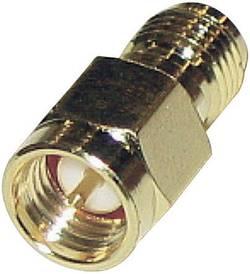 SMA-adapter SMA-stik - SMA-reverse-tilslutning BKL Electronic 0419102 1 stk