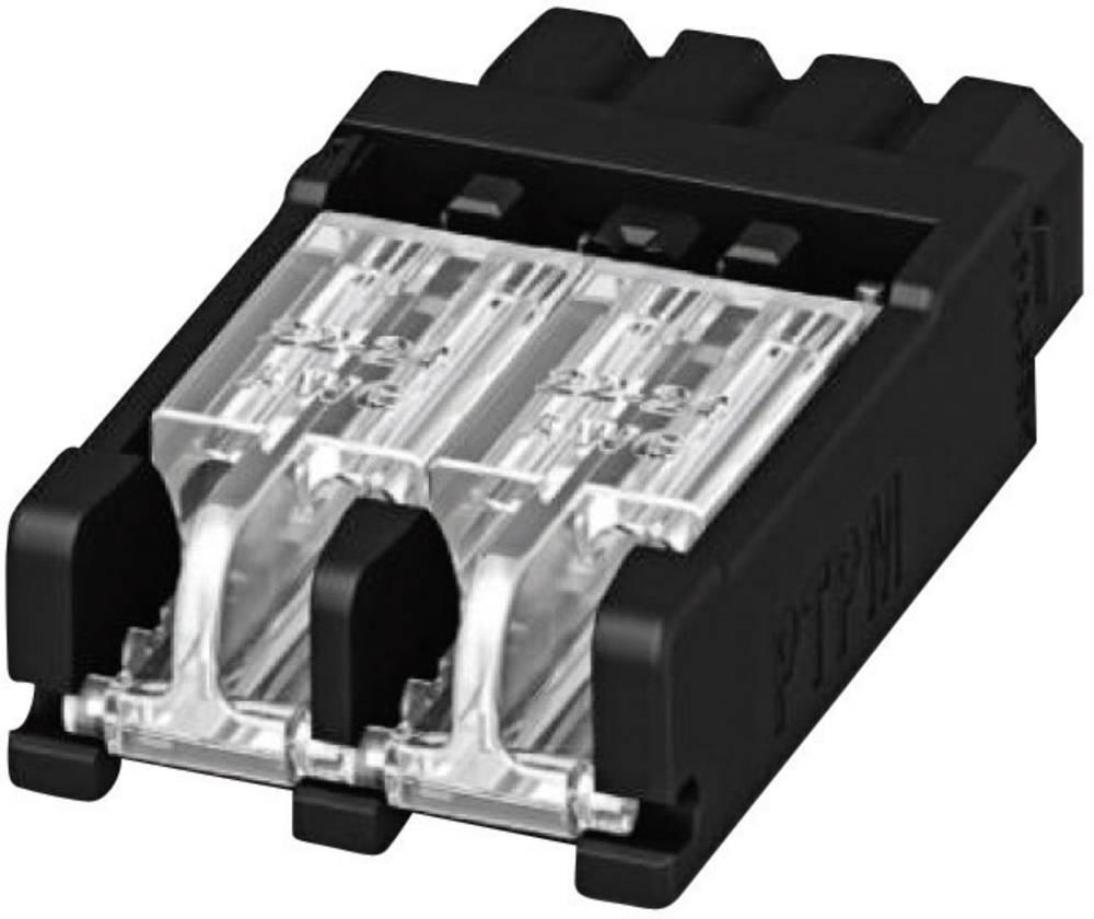 Tilslutningskabinet-kabel PTPM Samlet antal poler 6 Phoenix Contact 1780545 Rastermål: 2.50 mm 1 stk