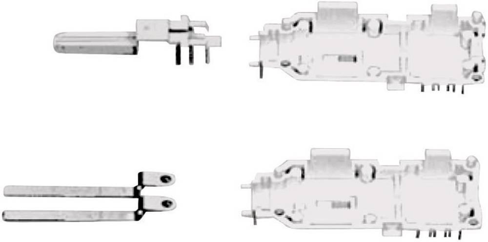 plug kits ADC Krone 6624 2 201-00 Grå 1 stk