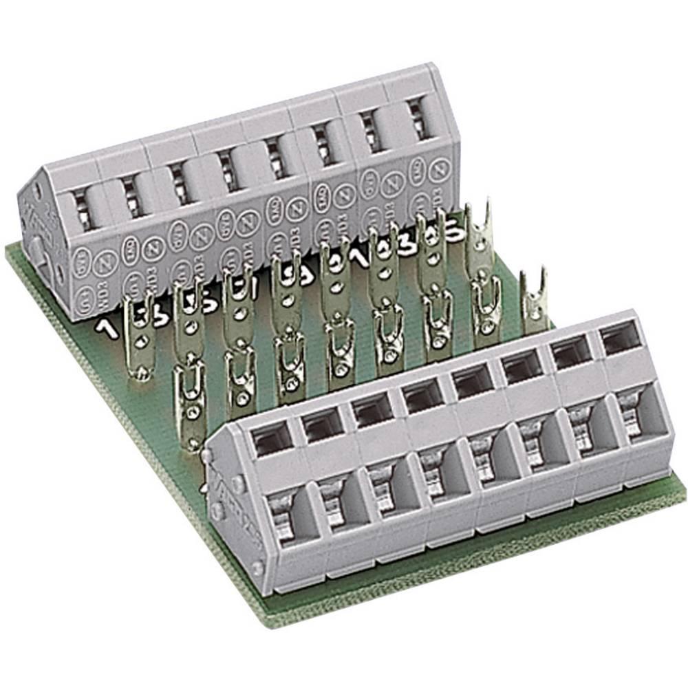 Modul za samostojno opremljanje WAGO 289-131, za montažo naletev, 0,08-2,5 mm2, 1 kos