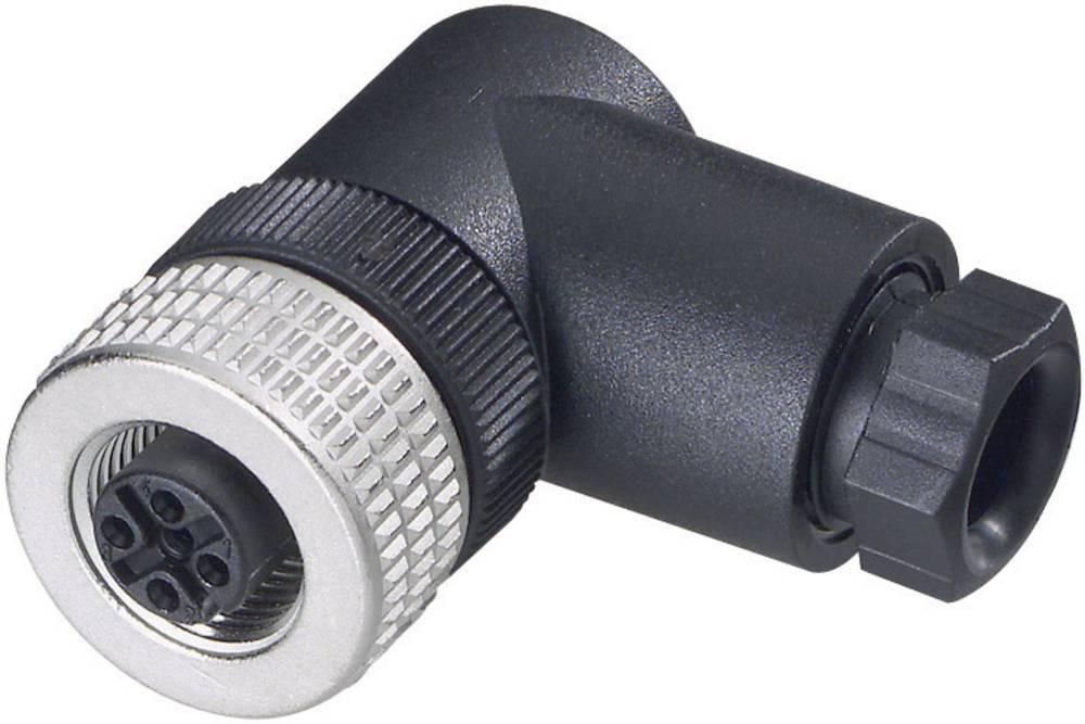 Ženski in moški konektor za kabel, možnost predpriprave,M12 933 174-100 Hirschmann