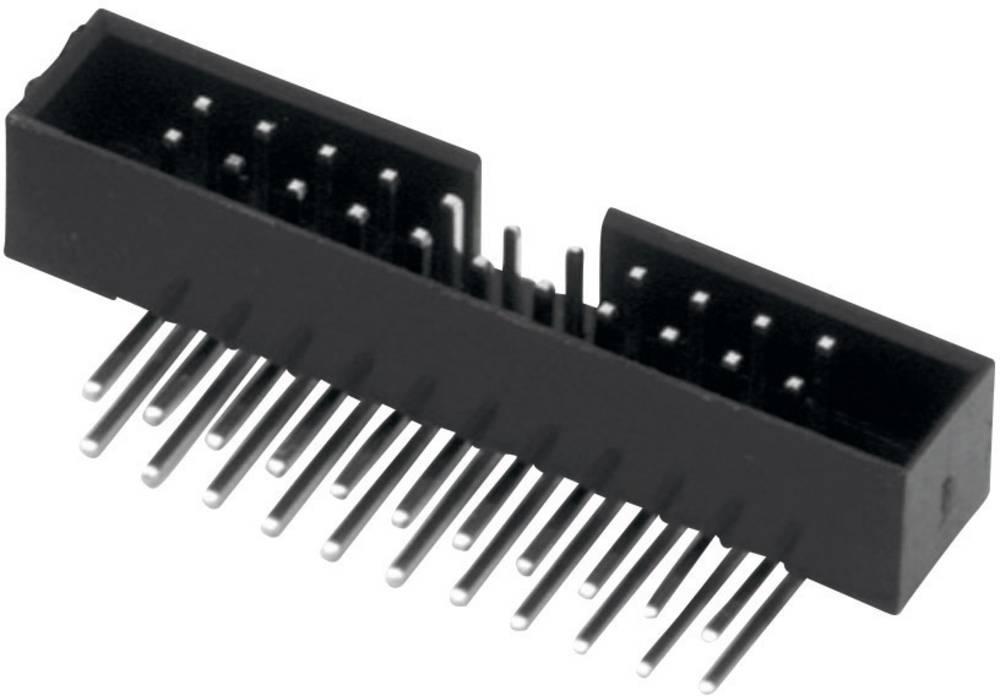 Stiftliste Rastermål: 2 mm Samlet antal poler: 64 W & P Products 1 stk