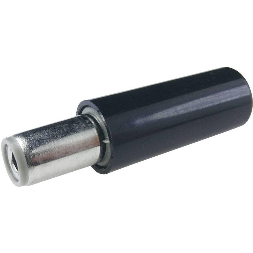Lavspændingsstik Stik, lige 5.5 mm 2.5 mm Cliff DCPP2 1 stk
