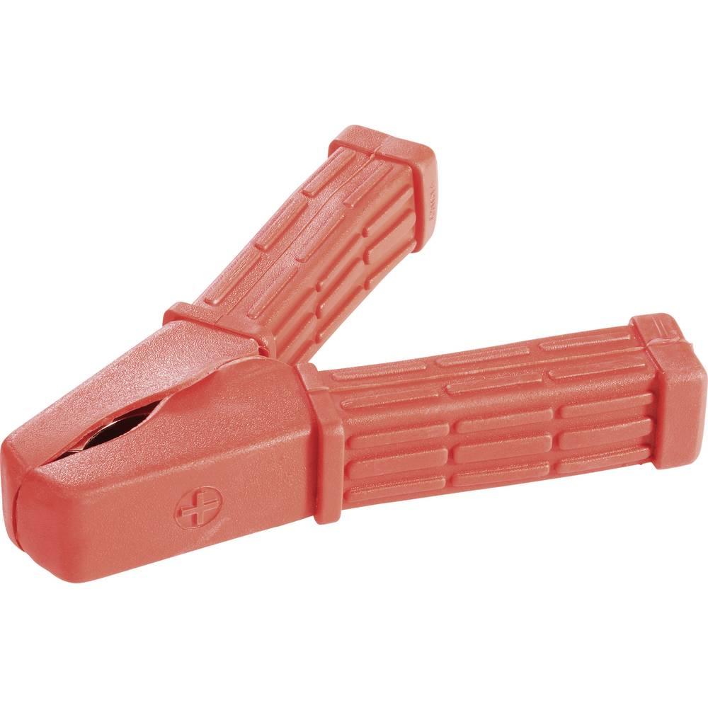 Polnilne klešče maks.150 A/30V/DC, presek kabla: 6 mm do 10mm2, rdeče