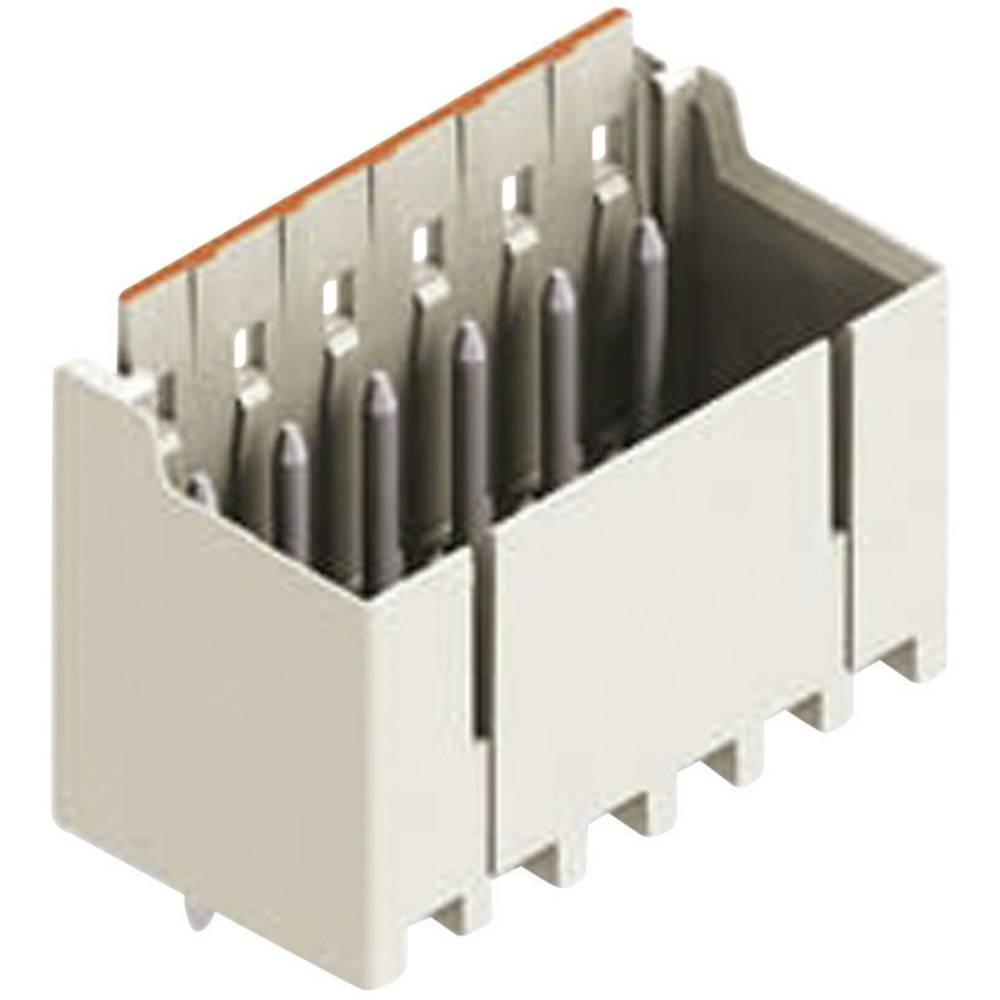 Pinsko ohišje-tiskano vezje 2092 št. polov skupaj 5 WAGO 2092-1405 mere: 5 mm 1 kosov