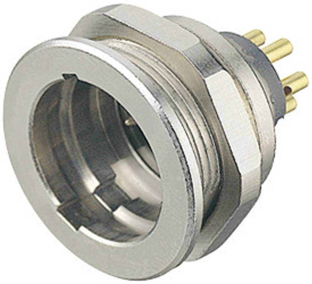 Miniaturni okrogli vtični konektor, serije 440, nazivni tok:5 A, št. polov: 7 09-4827-1 Binder