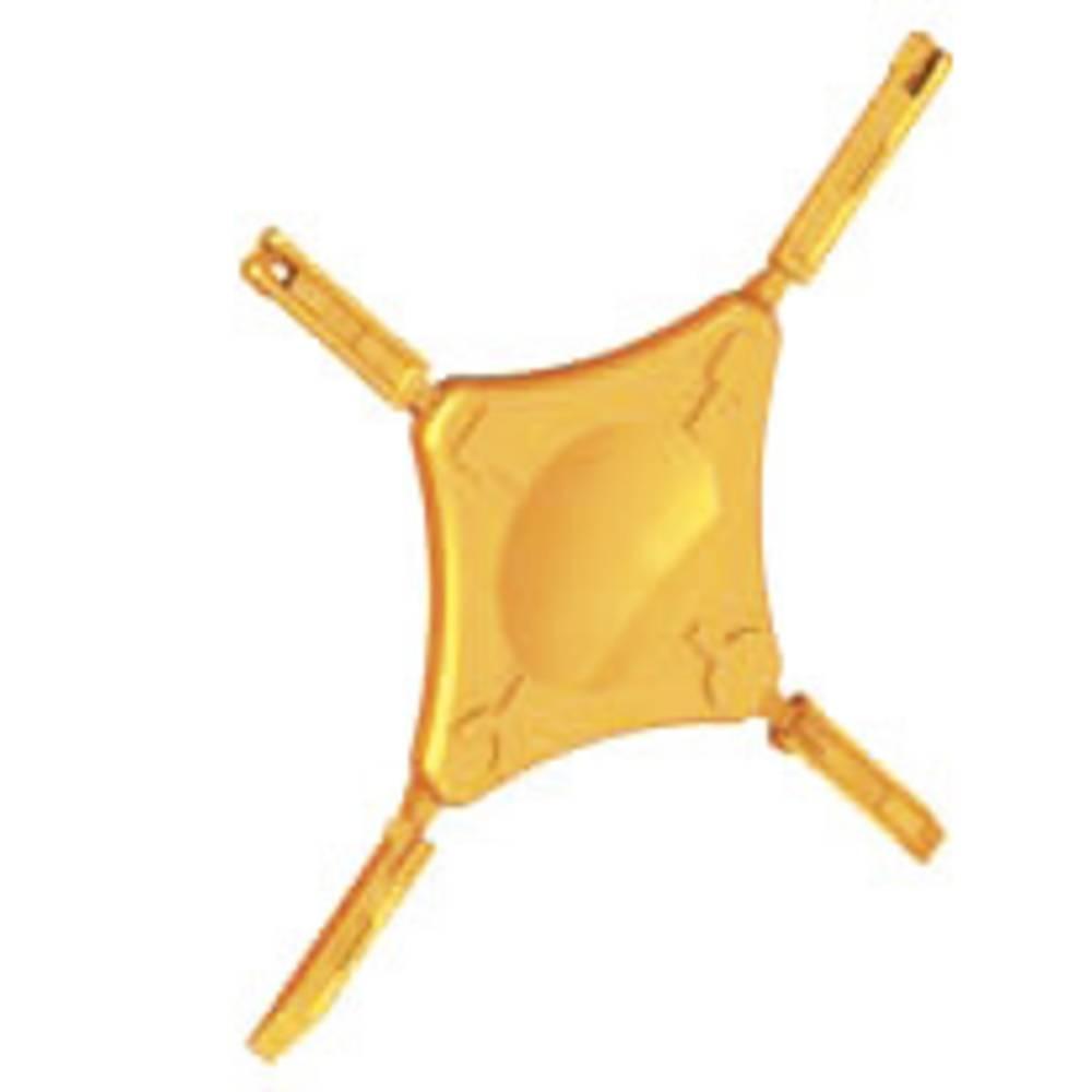 Kodirni zatiči WAGO picoMAX, oprema, 10 A, oranžne barve 2092-1610