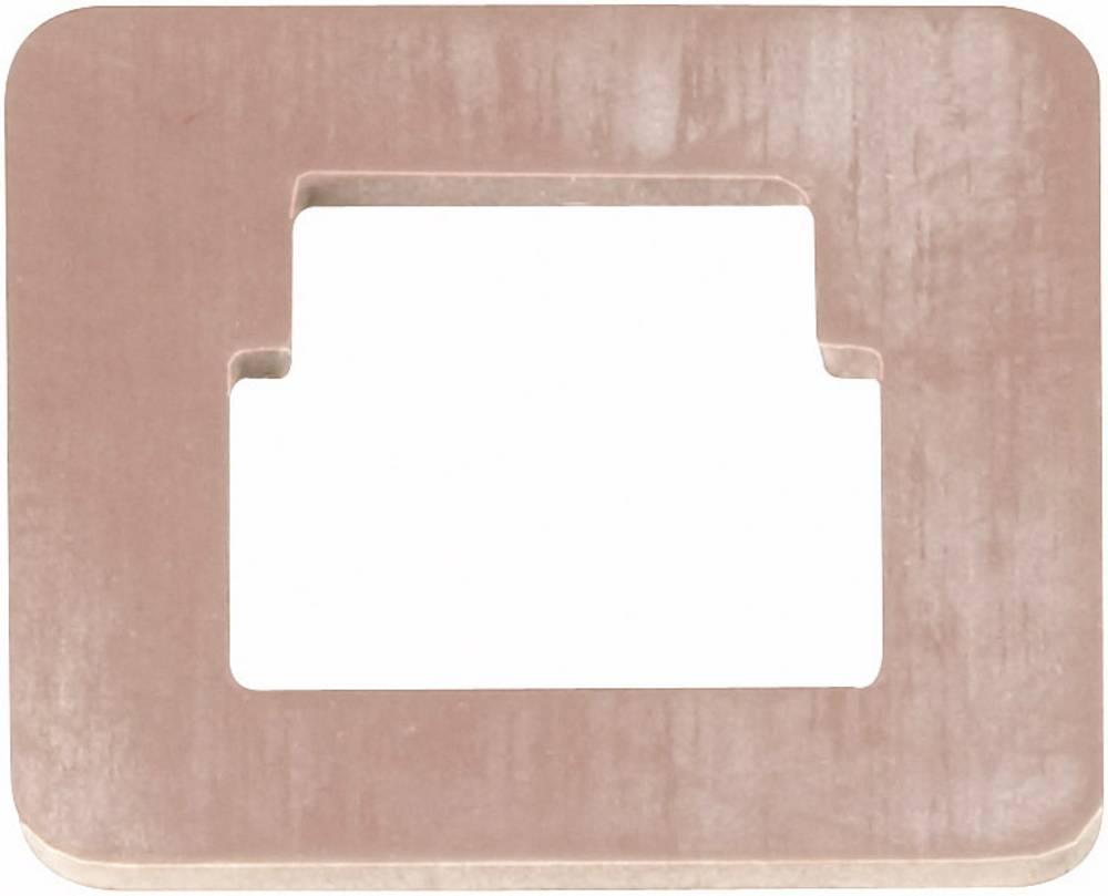 Elektrisk stik, felt udlæg Hirschmann GDS 307-2 NBR - Sort 1 stk