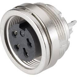 Miniature-rundstik serie 581 og 680 Binder 09-0312-00-04 1 stk