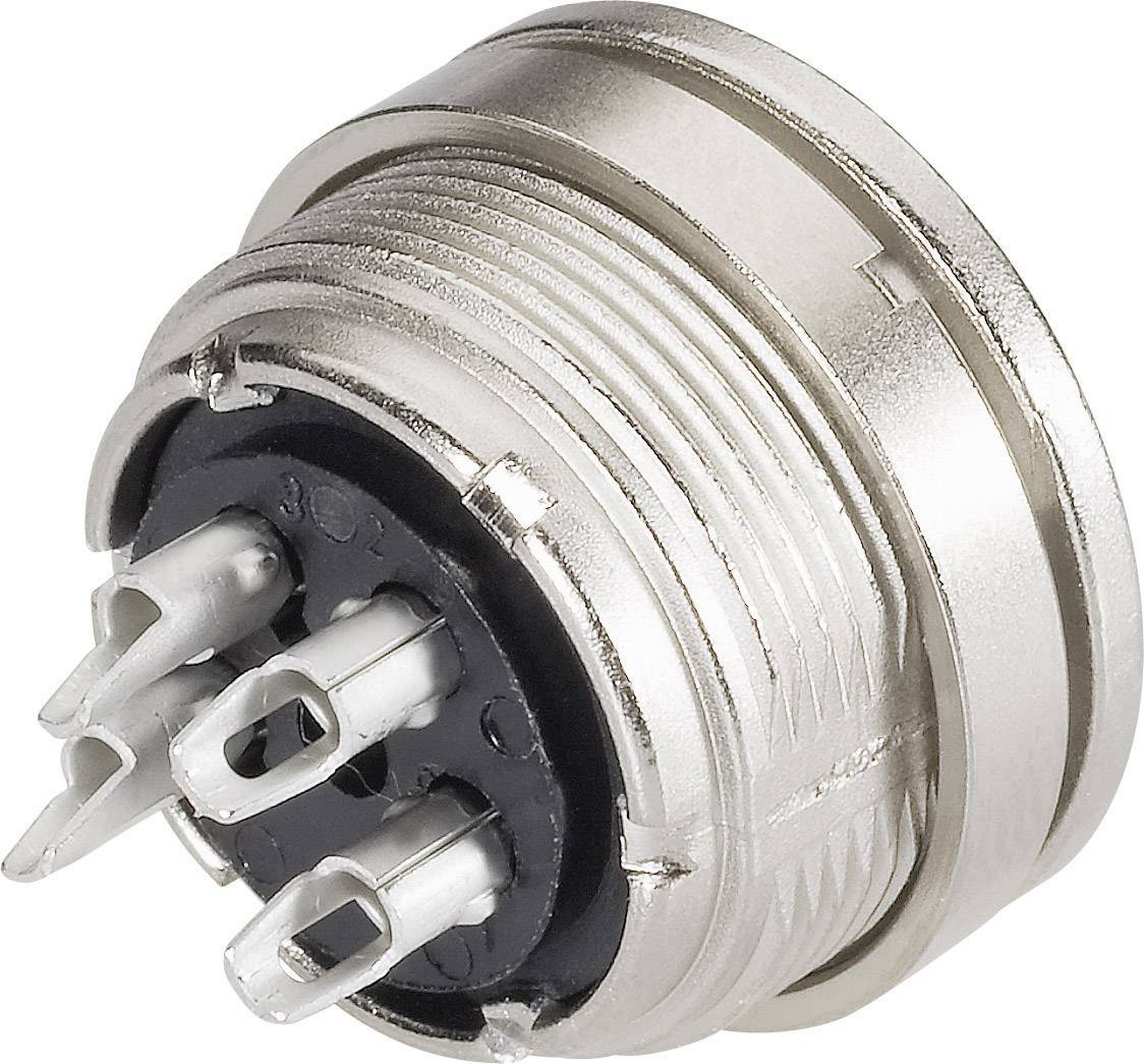Binder 09-0324-00-06 Miniature Round Plug Connector Series