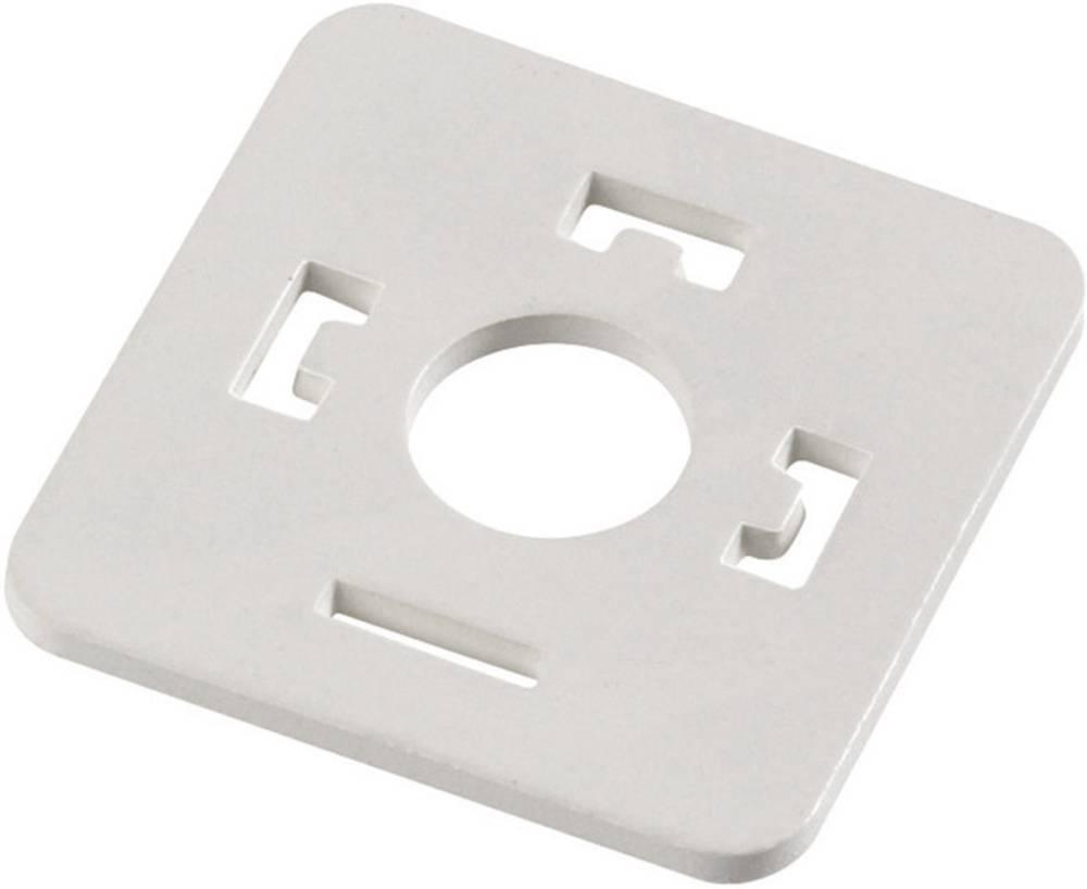 Pakning til magnetventil stik byggeri type A Series 210 Binder 16-8085-001 Rød 1 stk