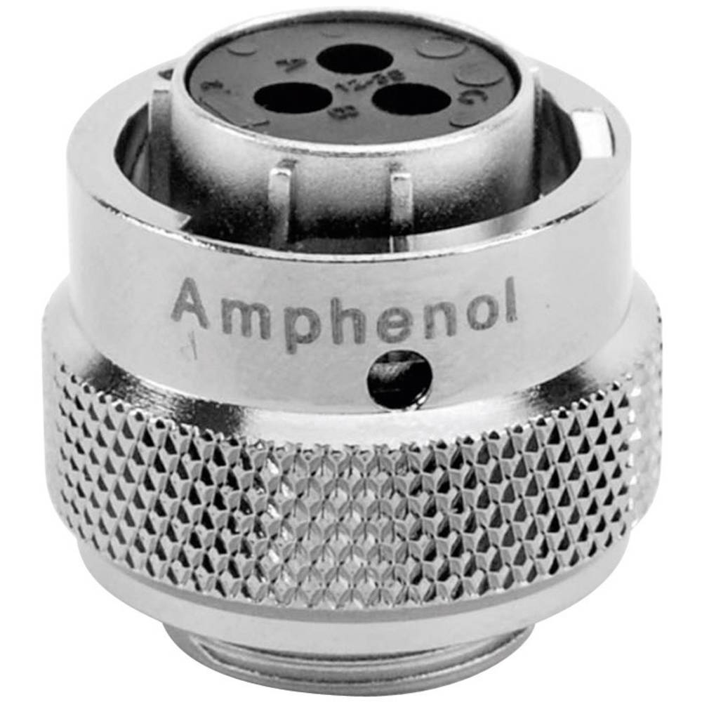 Ženski konektor za kabel Amphenol Tuchel RT0612-3SNH, nazivni tok: 13 A, poli: 3