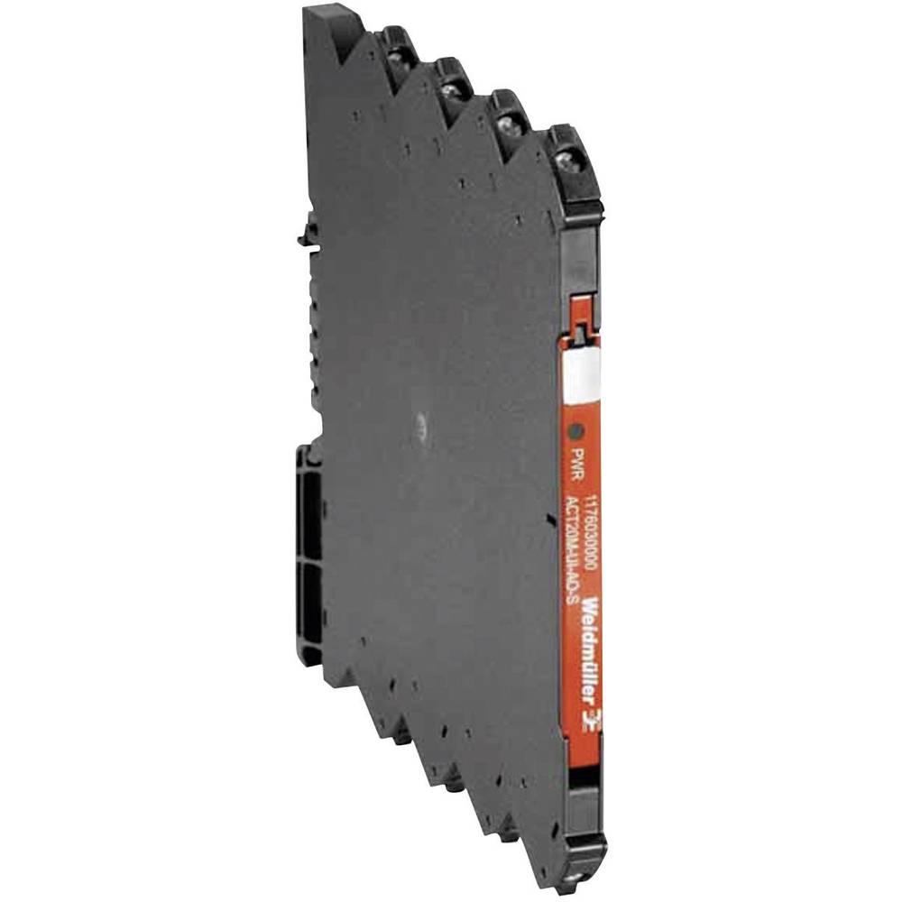 Pretvornik Weidmller ACT20M-AI-AO-S, št. proizvajalca: 1176I-AO-S, št. proizvajalca: 1176 1176000000