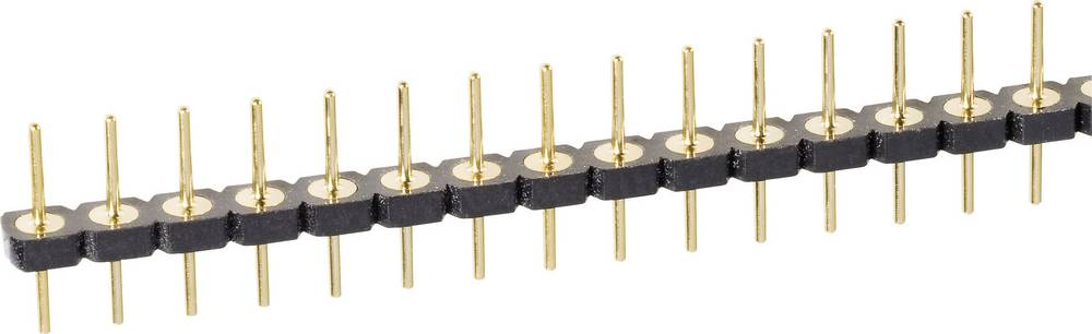 Stiftliste (præcision) Fischer Elektronik MK LP 41/ 50/G 1 stk