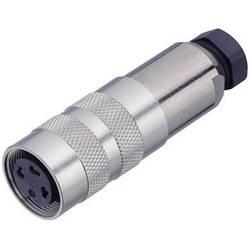 Miniature-rundstikforbinder serie 423 Binder 99-5122-15-06 Poltal: 6 DIN 6 A 1 stk