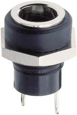 Lavspændingsstik Tilslutning, indbygning lodret 5.7 mm 2 mm Lumberg 1614 09 1 stk