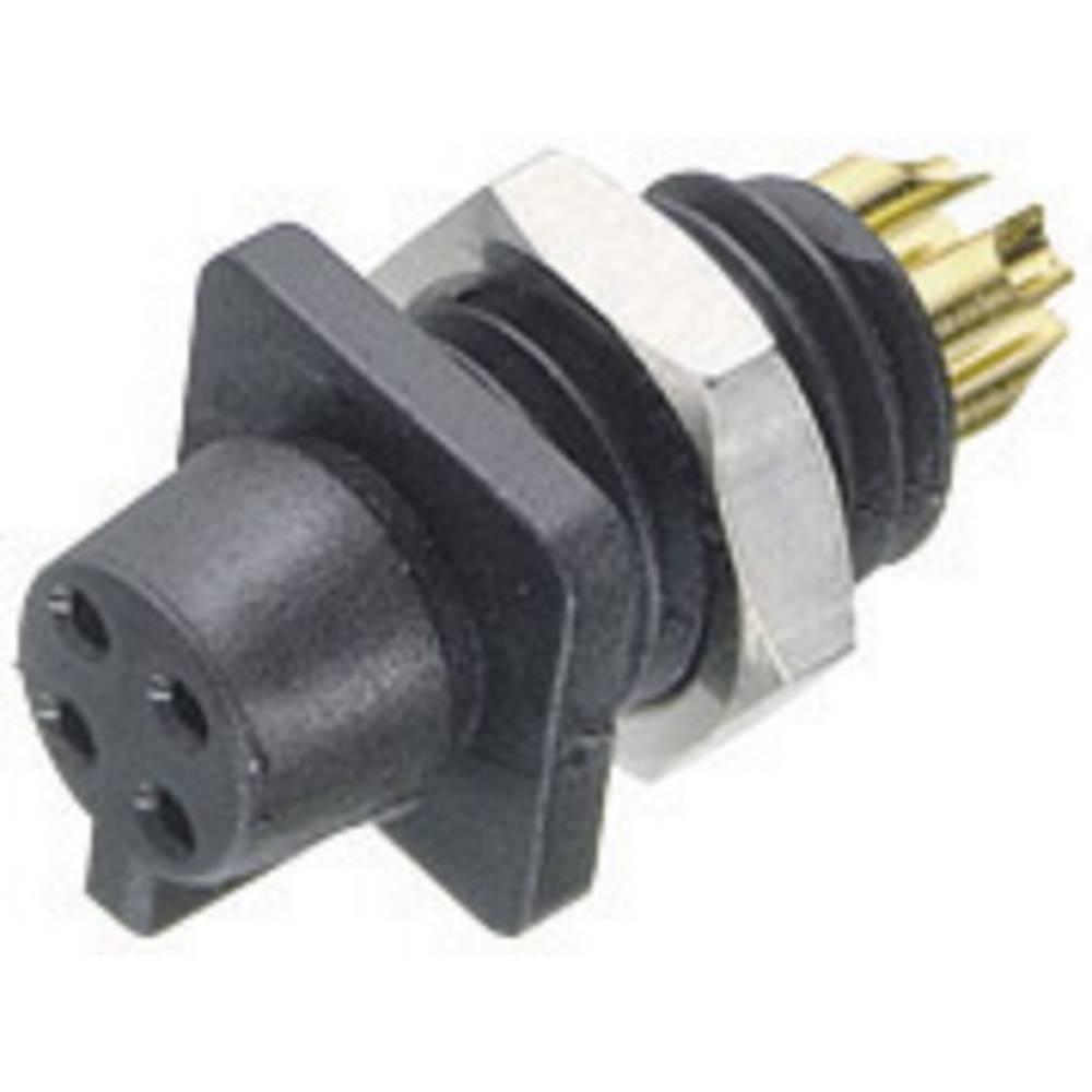 Subminiaturni okrogli konektorserije 719 719 Binder 09-9766-30-04