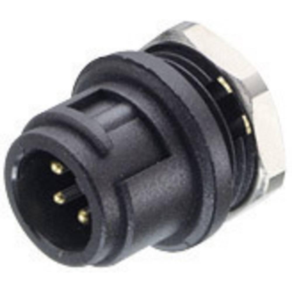 Subminiaturni okrogli konektorserije 710 710 Binder 09-0977-00-03