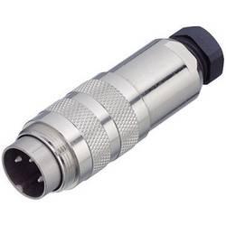 Miniature-rundstikforbinder serie 423 Binder 99-5121-15-06 Poltal: 6 DIN 6 A 1 stk