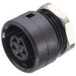 Subminiaturerundstik serie 710 Binder 09-0978-00-03 Poltal: 3 1 stk