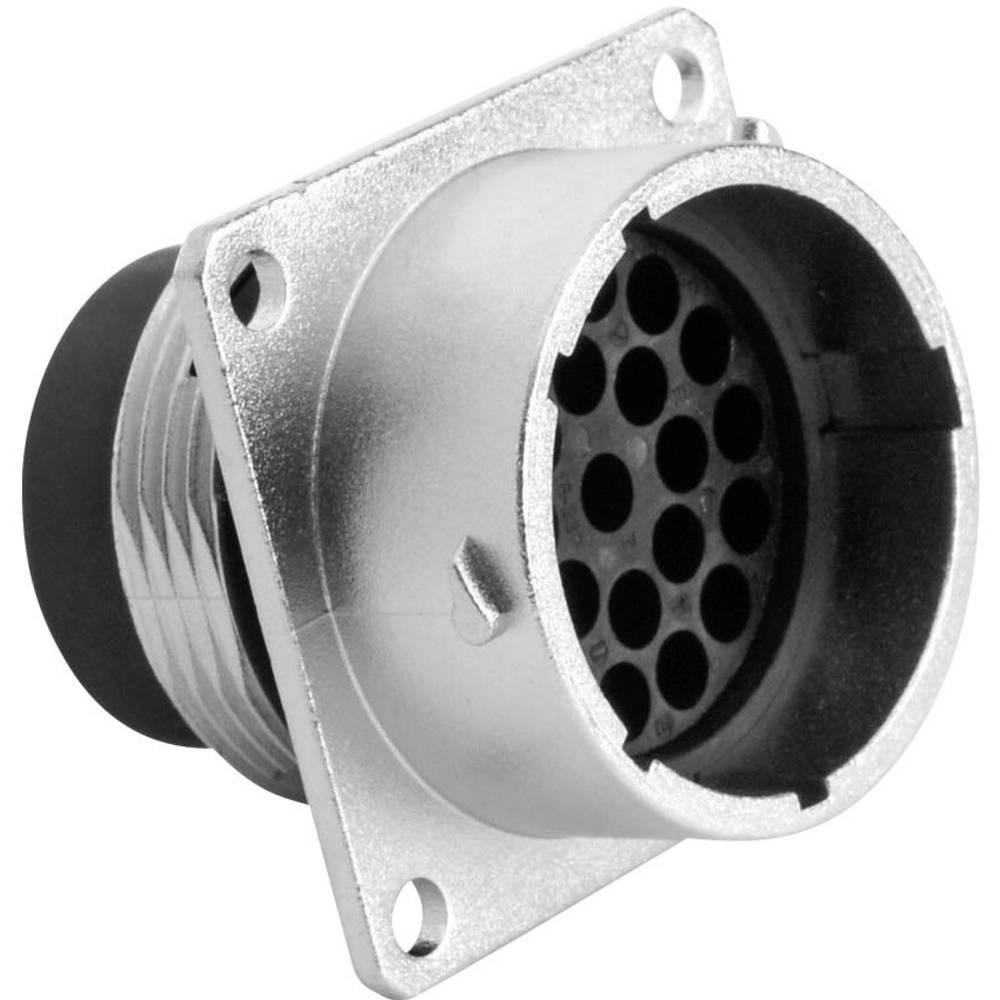Moški konektor za naprave Amphenol Tuchel RT0018-23PNH, nazivni tok: 13 A, poli: 23