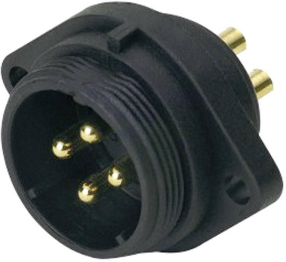 Konektor Weipu serije SP21, SP2113 / P 5B, IP68, nazivni tok: 5/30 A, poli: 5B, 1 kos