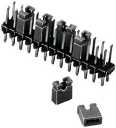 Mostiček za kratek stik, raster: 2.54 mm št. polov na vrstico:2 TRU Components TC-03305-201-10-00 vsebina: 1 kos