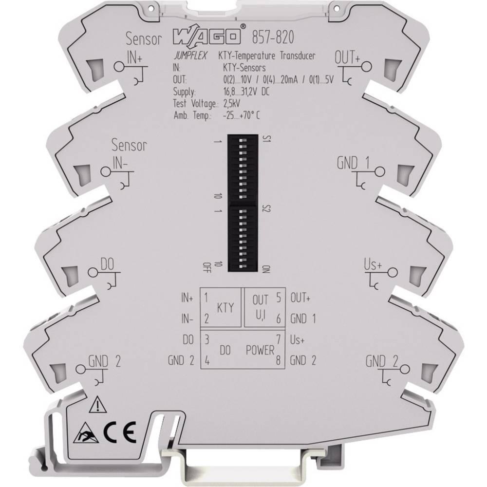 mjerni pretvarač Wago KTY, broj proizvođača: 857-820