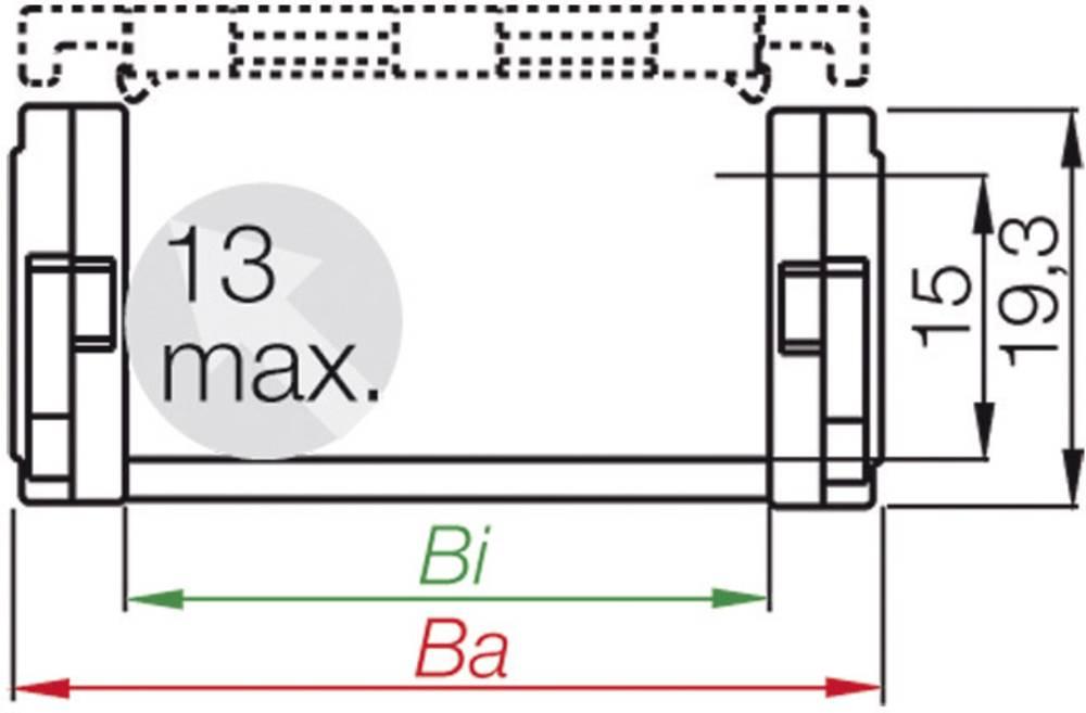 Energetska veriga, priključni element Easy Chain® serija 114.2.12PZ igus vsebina: 1 kos