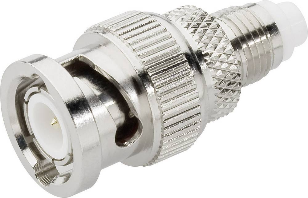 HF-adapter ženski konektor FMEna moški konektor BNC BKL Electronic 412042