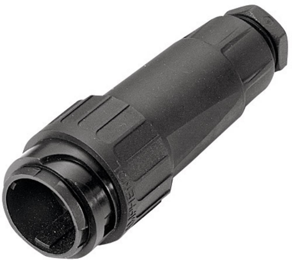 Ravni moški konektor za kabelC16-3 C016 10I014 Amphenol