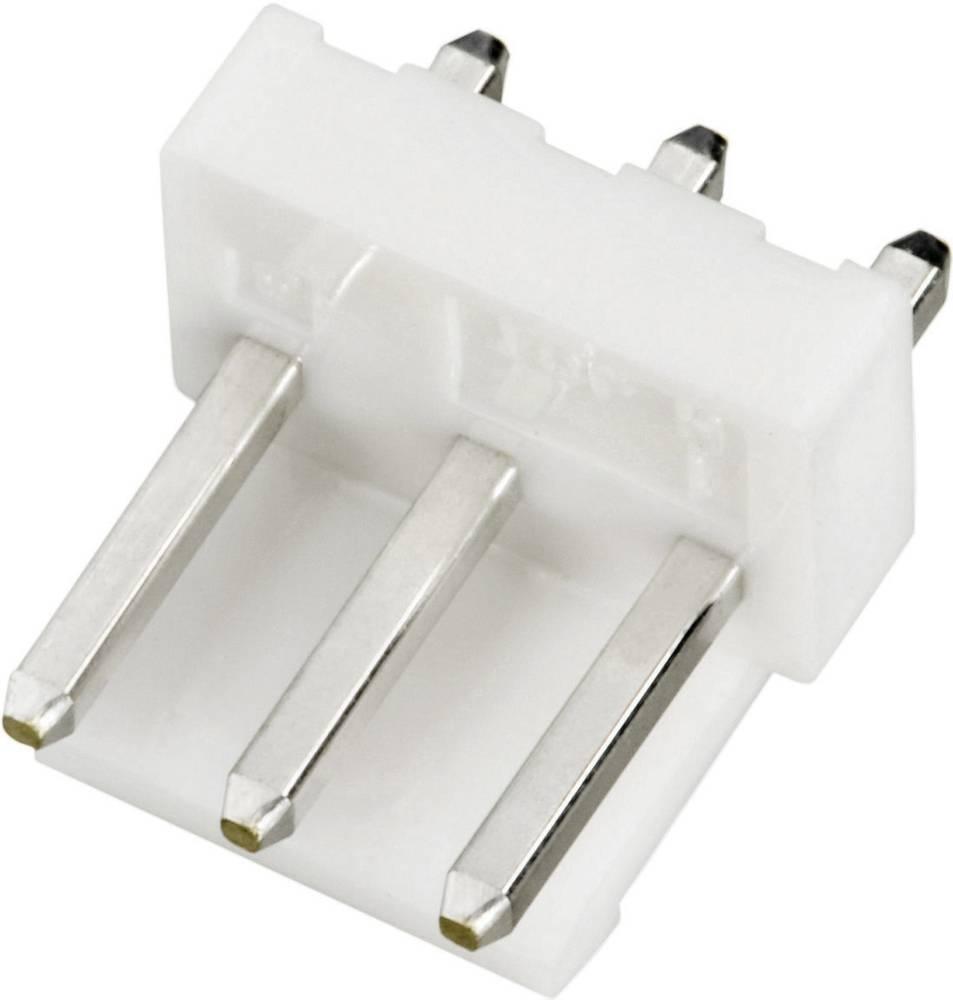 Stiftliste (standard) VH Samlet antal poler 8 JST B8P-VH (LF)(SN) Rastermål: 3.96 mm 1 stk