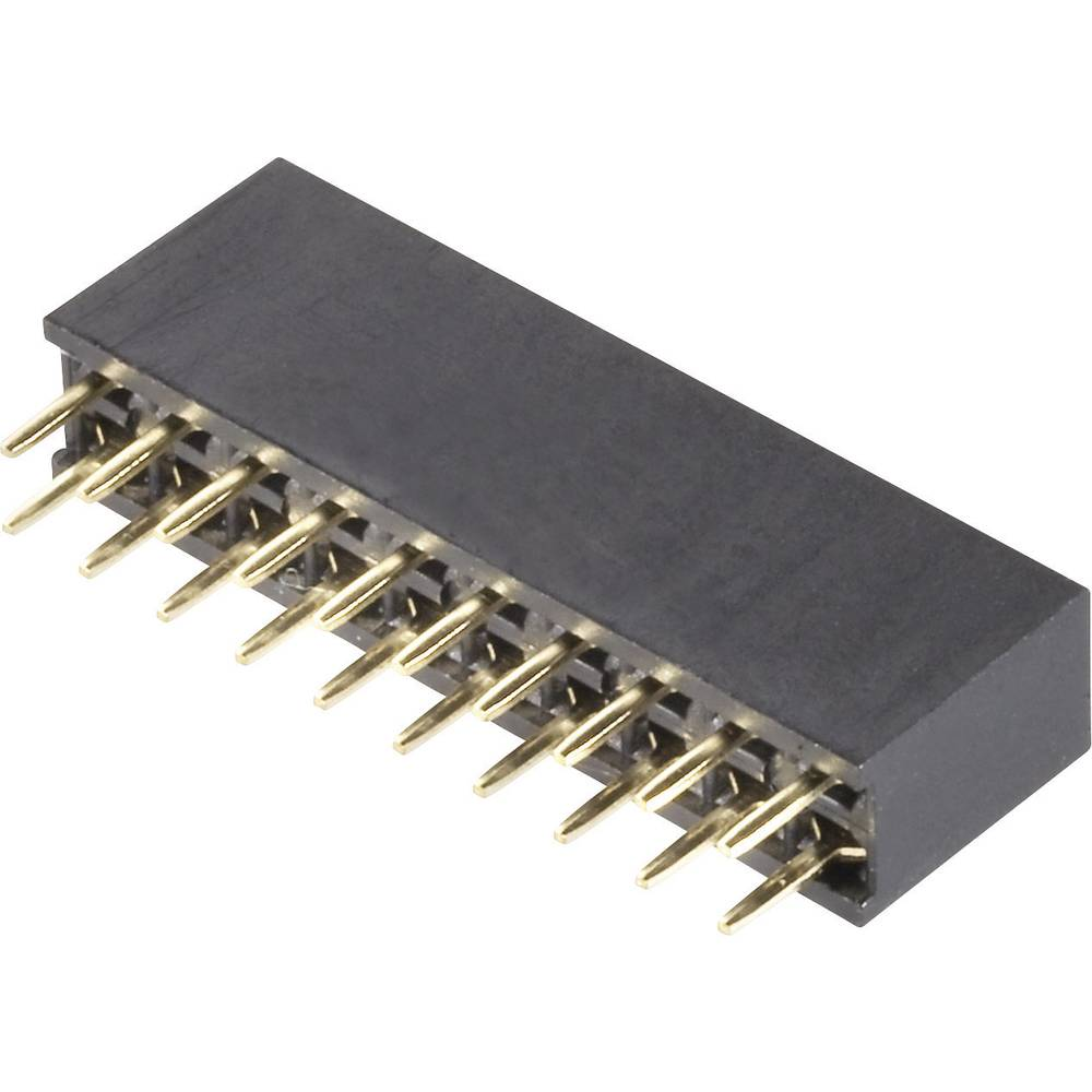 Bøsningsliste (standard) BKL Electronic 10120814 1 stk