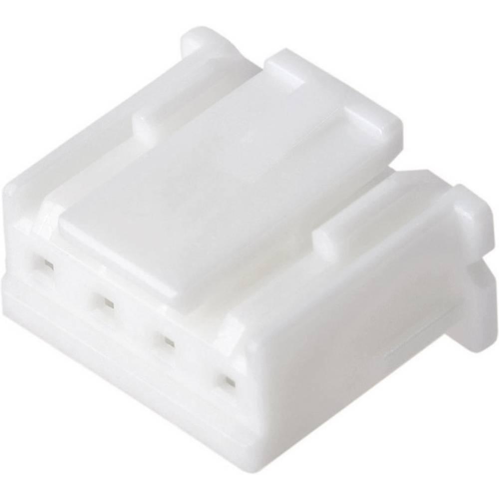 Ohišje J.S.T. serije XA, XAP-02V-1, razporeditev kontaktov:2,5 mm, poli: 2, 3 A, 1 kos JST