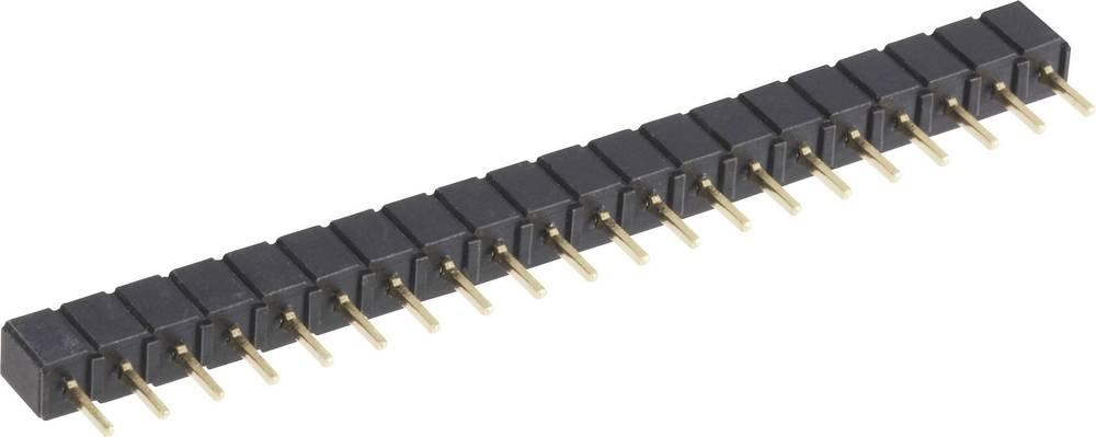 Bøsningsliste (standard) BKL Electronic 10120829 1 stk