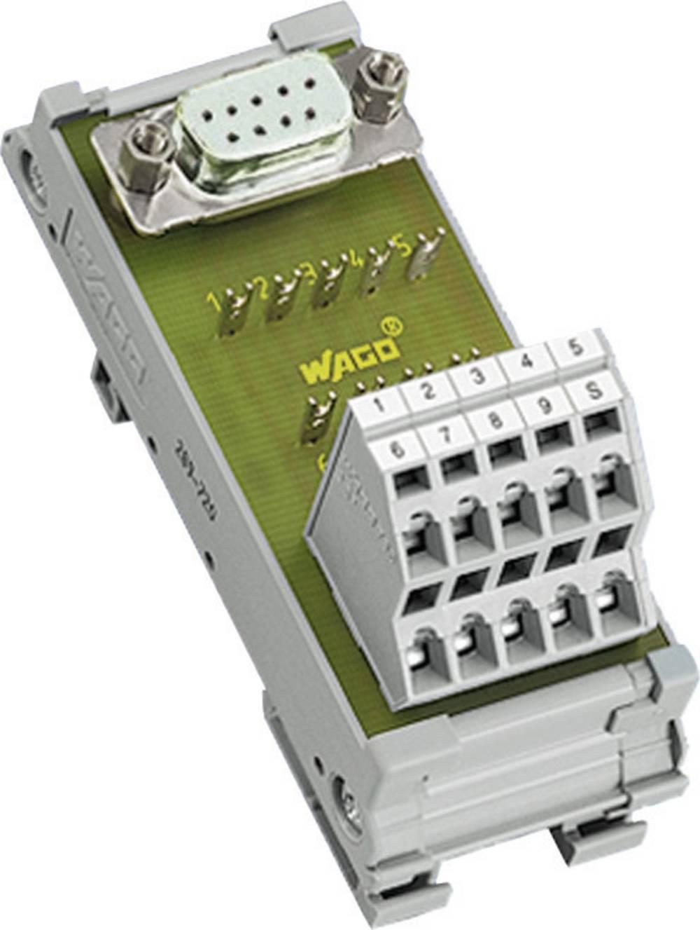 Adapterski modul D-SUB 0289-0725 WAGO 289-725