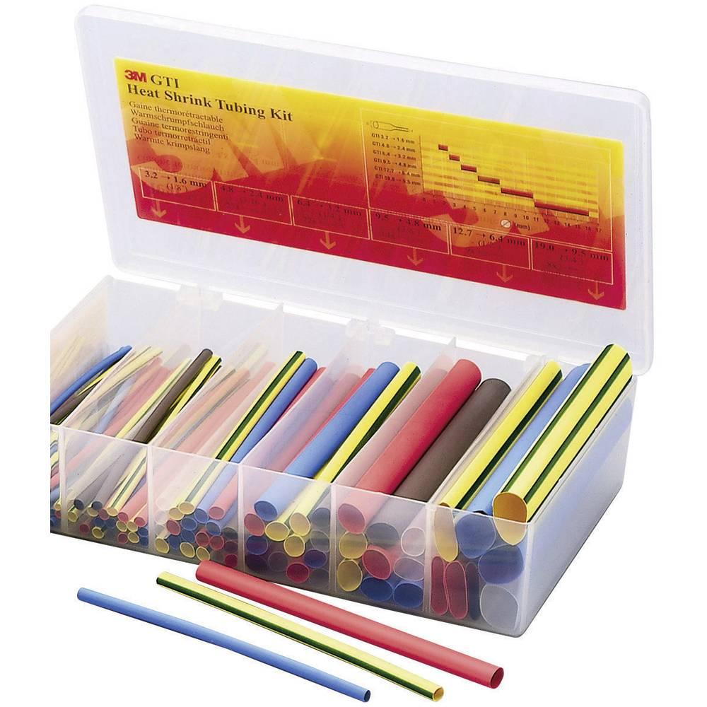 Toplotno skrčljiva cevka GTI-Box 1 paket 3M