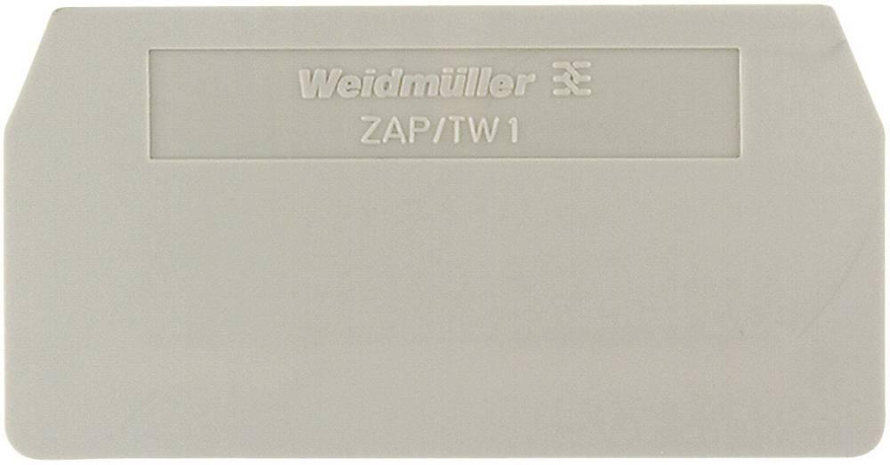 endeplader Weidmüller PAP PDL4 1883210000 Beige 1 stk