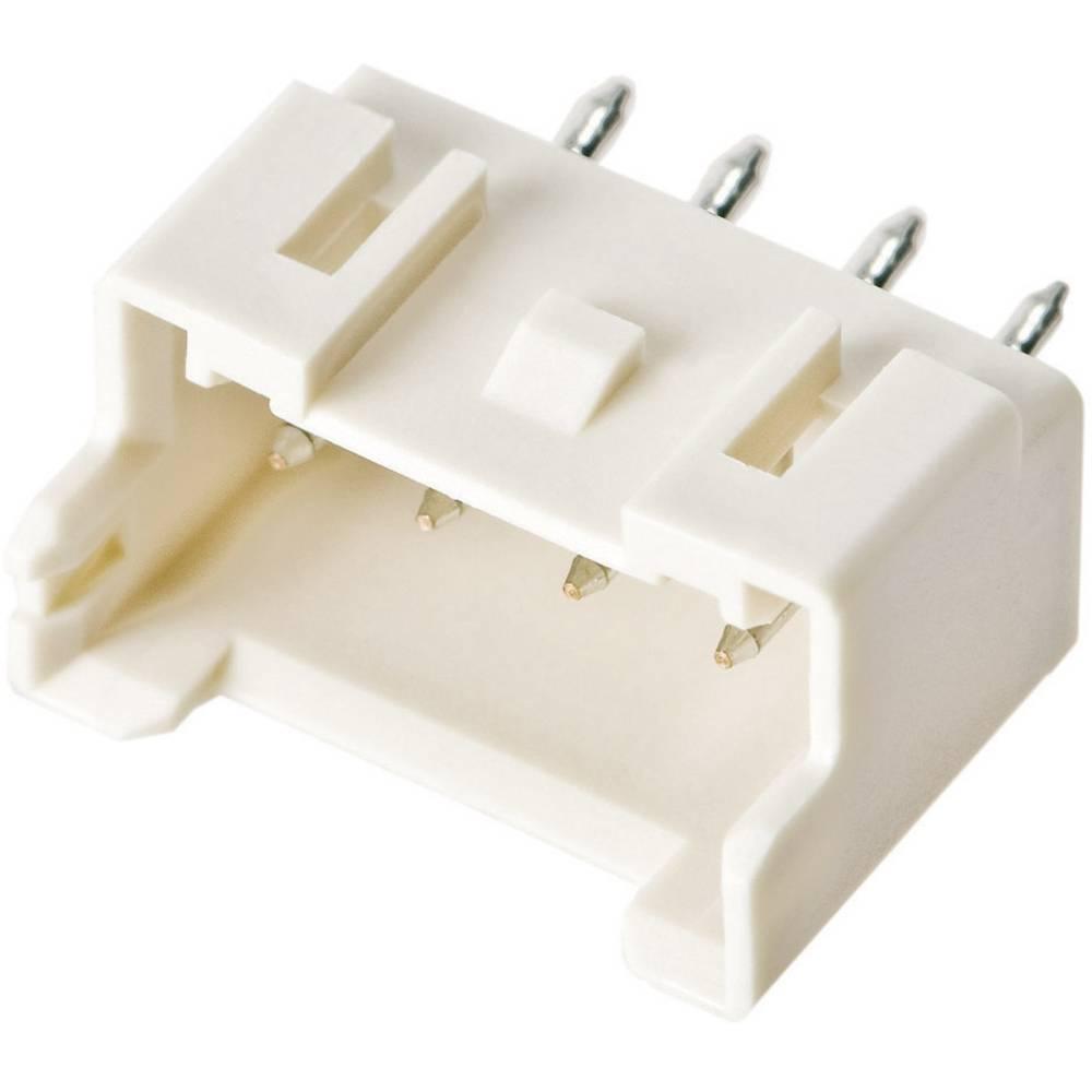 Stiftliste (standard) XA Samlet antal poler 6 JST B06B-XASK-1 (LF)(SN) Rastermål: 2.50 mm 1 stk