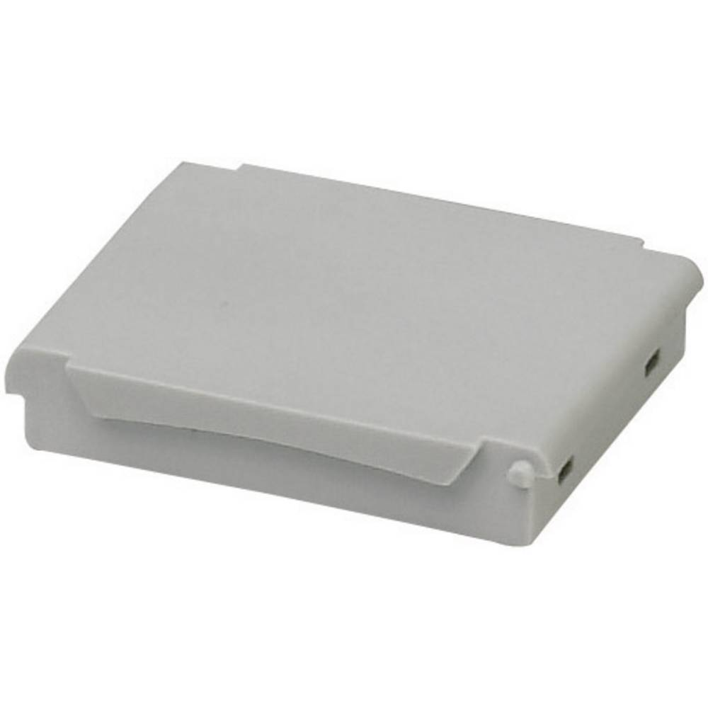 Kućište za DIN-letvu, poklopac 45 x 17.8 x 8 polikarbonat, svijetlo sive boje Phoenix Contact BC 17,8 DKL R KMGY 1 kom.