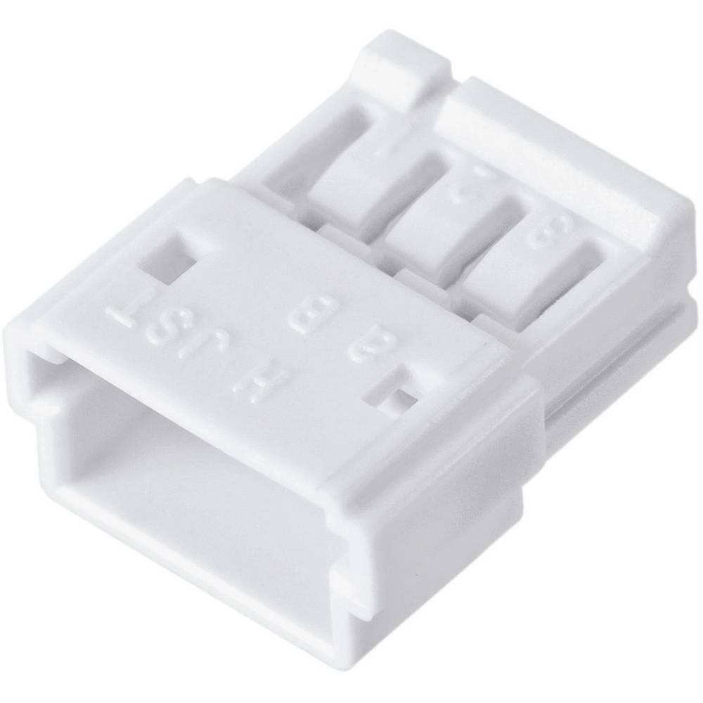 Ohišje J.S.T. serije ZM, ZMR-9, razporeditev kontaktov: 1,5mm, poli: 9, 0,7 A, 1 kos JST